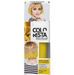 COLORISTA WASH OUT coloración temporal #18-yellow