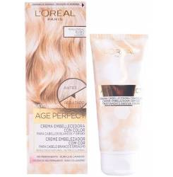 AGE PERFECT crema embellecedora con color #3-rubio claro