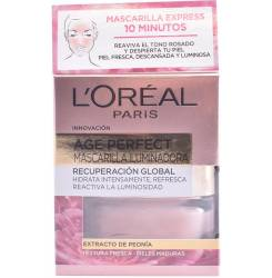 AGE PERFECT mascarilla iluminadora 50 ml