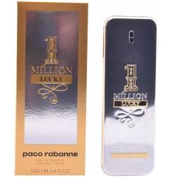 1 MILLION LUCKY edt vaporizador 100 ml