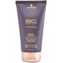 BC OIL MIRACLE gold shimmer conditioner 150 ml