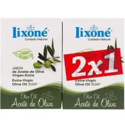 ACEITE OLIVA jabón piel seca 2 x 125 gr