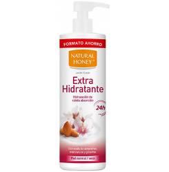 ACEITE ALMENDRAS DULCES hidratante loción dosificador 700 ml
