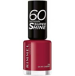60 SECONDS super shine #710-oh my cherry