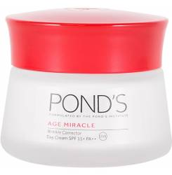 AGE MIRACLE crema correctora antiarrugas día SPF15 50 ml