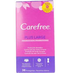 CAREFREE protector maxi 36 uds