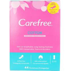 CAREFREE protector transpirable fresh 44 uds