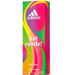WOMAN GET READY edt vaporizador 50 ml