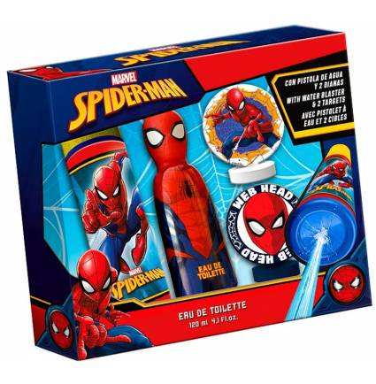 SPIDERMAN LOTE 4 pz