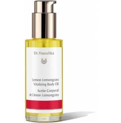 LEMON LEMONGRASS vitalizing body oil 75 ml