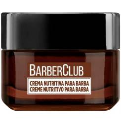 MEN EXPERT BARBER CLUB crema nutritiva barba 50 ml