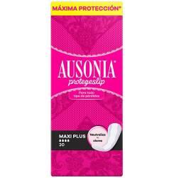AUSONIA protegeslip maxiplus 20 uds