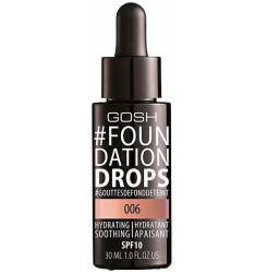 #FOUNDATION DROPS hydrating SPF10 #006-tawney 30 ml