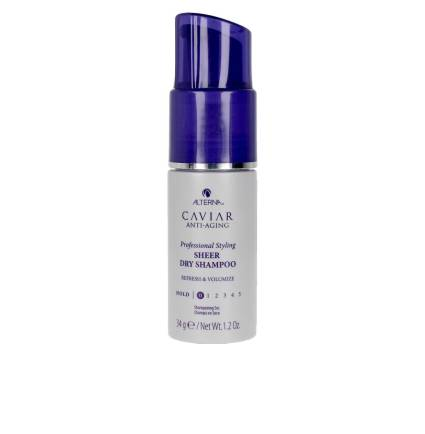 CAVIAR PROFESSIONAL STYLING sheer dry shampoo 34 gr