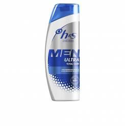 H&S MEN ULTRA champú total care 600 ml
