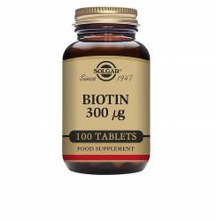 BIOTINA 300 µg 100 comprimidos