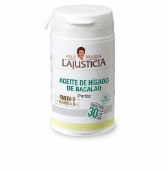 ACEITE DE HIGADO DE BACALAO + VITAMINA E 90 perlas