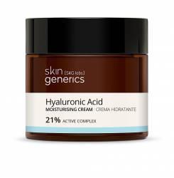 ÁCIDO HIALURÓNICO crema hidratante 21% 50 ml
