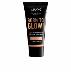BORN TO GLOW naturally radiant foundation #light
