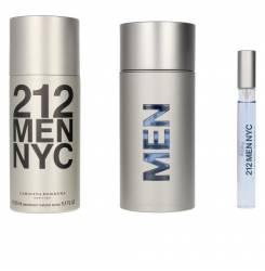 212 NYC MEN LOTE 3 pz
