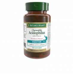 ACIDOPHILUS 60 cápsulas masticables #fresa