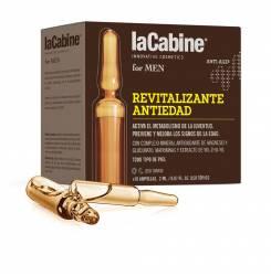 LA CABINE FOR MEN ampollas revitalizante anti-edad 10 x 2 ml