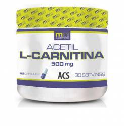 ACETYL L carnitine 90 cápsulas