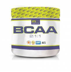 BCAA 2:1:1 400 tabletas