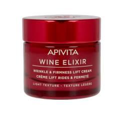 WINE ELIXIR wrinkle & firmness lift cream light texture 50 m