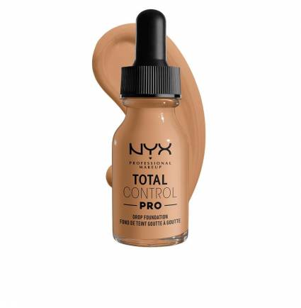 TOTAL CONTROL drop foundation #soft beige