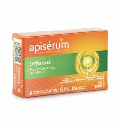 APISERUM DEFENSAS 30 cápsulas