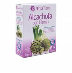 ALCACHOFA con hinojo 10 ampollas