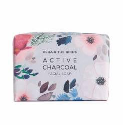 ACTIVE CHARCOAL facial soap 100 gr