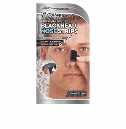 FOR MEN BLACK HEAD nose strips 3 u