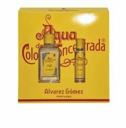 AGUA DE COLONIA CONCENTRDA lote 2 pz