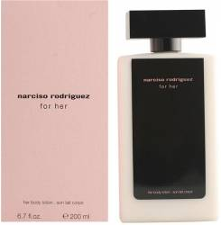 FOR HER loción hidratante corporal 200 ml