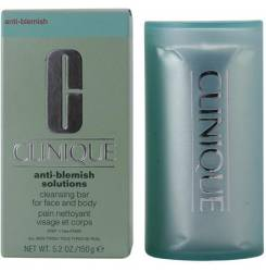 ANTI-BLEMISH SOLUTIONS cleansing bar face & body 150 gr
