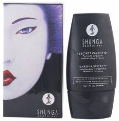 SHUNGA orgasmic cream secret garden 30 ml