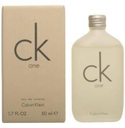 CK ONE eau de toilette vaporizador 50 ml