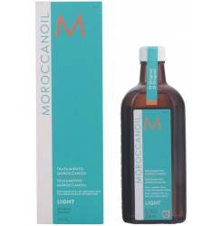 LIGHT oil treatment for fine & light colored hair 200 ml