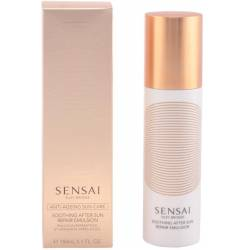 SENSAI SILKY BRONZE soothing aftersun repair emulsion 150 ml