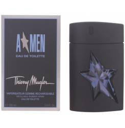 A*MEN RUBBER refillable edt vaporizador 100 ml