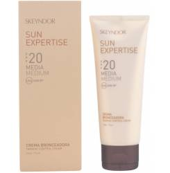 SUN EXPERTISE tanning control cream SPF20 face 75 ml