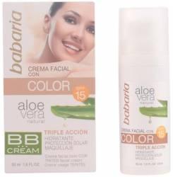 ALOE VERA BB cream SPF15 50 ml