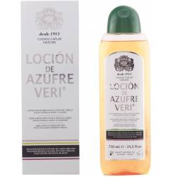 AZUFRE VERI locion anti-caída 750 ml