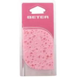 ESPONJA desmaquilladora celulosa poro abierto 1 pz
