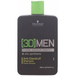 3D MEN anti dandruff shampoo 250 ml