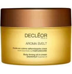 AROMA SVELT huile en crème raffermissante corps 200 ml