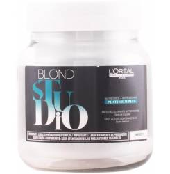 BLOND STUDIO platinium fast action lightening paste 500 gr
