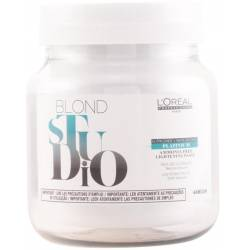 BLOND STUDIO platinum sin amoniaco lightening paste 500 gr